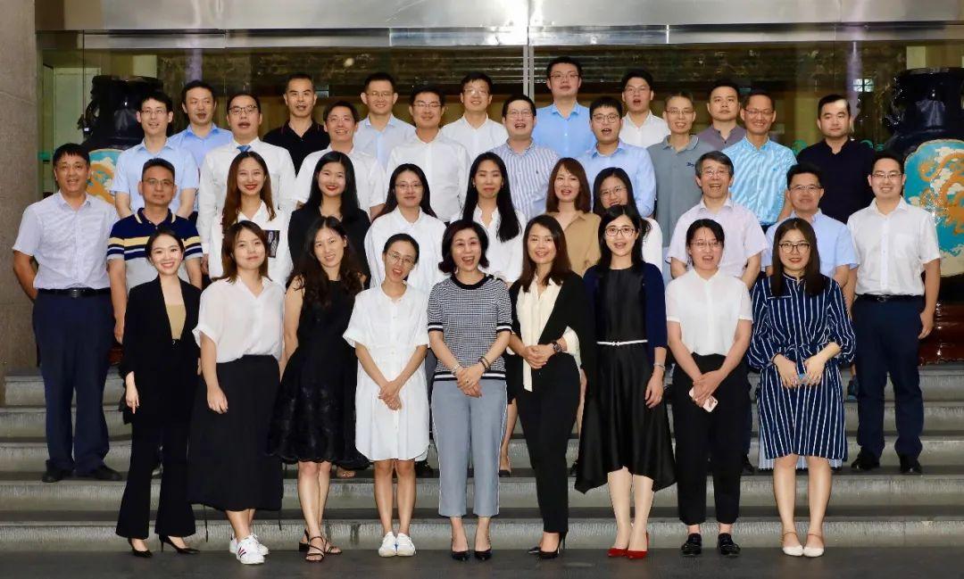 星韵动态|浙江星韵律师事务所2020半年度会议暨星韵拜师仪式